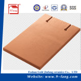 Terracotta Clay Roof Tile British Flat Tiles 270*170*13mm Made -in-China