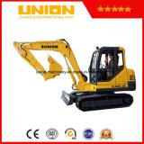 High Cost Performance Sunion Dls60-8b Crawler Excavator