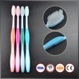 Hot Sale Popular PBT Filament Branded Adult Oral Clean Plastic Toothbrush