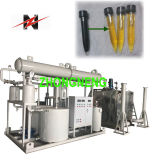 Black Motor Oil Recycling Machine Yield Golden Pure Base Oil