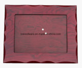 Rosewood Piano Finish Wooden Photo Frame