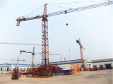 Qtz80 (6010) Construction Machinery Tower Crane with Max Load 8t