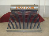 Integrated Non-Pressured Stainless Steel Solar Water Heater Collector