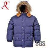 Customized China Winter Down Jacket (QF-101)
