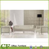 Modern Hotel Office Leather Sofa Set Designs (CD-83608)
