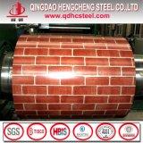 Wooden Pattern Prepainted Steel Coil/Flower Design PPGI