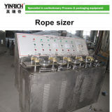 Candy Maker Full SUS304 Stainless Steel Rope Sizer with Ce