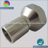Evacuation Coupling CNC Machined Aluminium Part (AL12093)