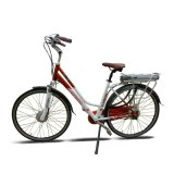 28inch Electric Bicycle LCD Display City Bike for Sale