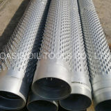 Carbon Steel Bridge Slotted Water Well Screens for Well Drilling