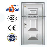 Exterior Single Stainless Steel Security Door (W-GH-05)