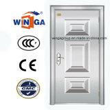 Exterior Single Stainless Steel Security Door (W-GH-05)