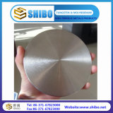 Good Quality of 99.95% Pure Molybdenum Round Plate