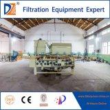 Dz Belt Filter Press Integrated with Drum Thickening System