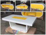 Factory Supply White Reception Desk