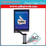 Advertising Aluminum Mupi Scrolling Double Side Light Box