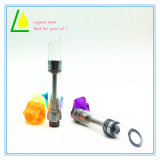 Wholesale Cbd Oil Glass Vaporizer with Oblique Mouthpiece