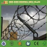 Bangladesh Bto-22 Hot-Dipped Galvanized Steel Concertina Razor Barbed Wire Price