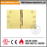 Solid Brass Board Hinge for Doors with ANSI