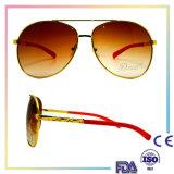 Fashion Colorful Driving Metal Sunglasses with Polaroid Lense