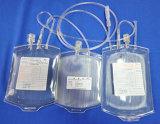 Disposable Triple Blood Bag for Medical Use (Tubular Film)