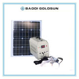 Mobile Solar Energy Generator for Home/Outdoor Using