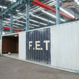 Prefabricated Modified Shipping Container House (S-S 045)