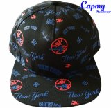 Custom Printing 5 Panel Hat Strapback Hat
