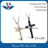 316L High Quality Stainless Steel Cross Pendant for Lovers