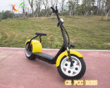 Green Travelling Harley Electric Scooter Citycoco Electric Motorcycle