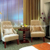 Chinese Modern Wooden Hotel Bedroom Furniture