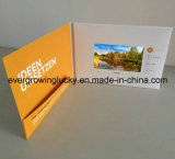 Video Greeting Card with File Bag