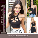 Fashion Women Latest Design Lady Tank Tops (25184)