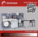 Semi-Rotary Label Die Cutting Machine with Sheeter &Collection Table (TOP-330HT)