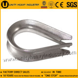 Electro Galvanized Cable Rope Thimble