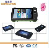 Rugged 4G Android Tablet PC, RFID Smart Card Reader, Fingerprint Reader, 1d Barcode