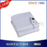 Soft Polar Fleece Electric Heated Blanket with Ce GS Certificate