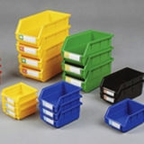 Wonderful Plastic Storage Bin (PK003)