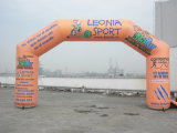 Inflatable Arch, Airblown Archway, Advertising Inflatable Gate Entrance Can Be Custom Made
