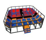 Cheer Amusement CH-St130005 Outdoor Playground Equipment Big Trampoline Park