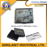 New Enamel Pattern Cigarette Case for Promotional Gifts (KCC-001A)
