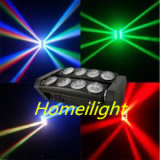 RGBW 4in1 LED 8 Eyes Spider Moving Head Beam Light