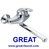 Wall-Mounted Kitchen Sink Faucet (GL3206A32)