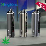Kingtons Powerful and Durable Black Widow Dry Herb Vaporizer, Pure Vaporizer Pen with Ceramic Heating Element