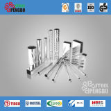 416 in Stock Stainless Seamless Steel Pipe with Mirror Finish