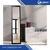 Metal Floor Standing Dressing Mirror for Clothing Shop