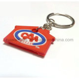 PVC Souvenir Keychain for Promotion Gift