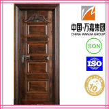 Solid Wood Door (WJ-E008 Ash)