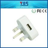 5V 1A 2A EU Us UK Plug AC Wall Charger