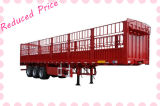 Reduced Price Good Quality Truck Semi Trailer Stake Type